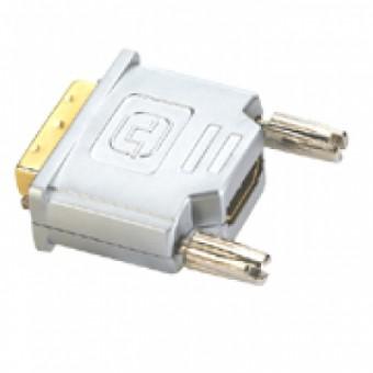 HiViLux HDMI/F-DVI/M adapter full metal