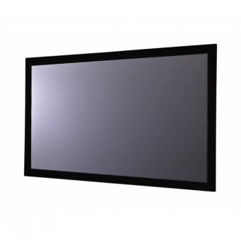 16:9 fixed frame screen 9cm framewidth HIViGrey Cinema 5D/HDR