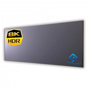 21:9 fixed frame screen Zero framewidth HiViGrey Cinema 5D/HDR