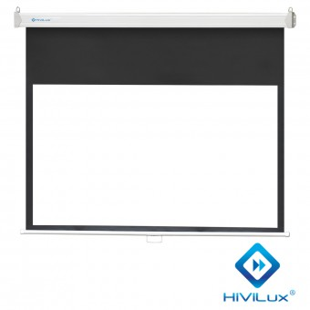16:9 manual projection screen VS-Serie
