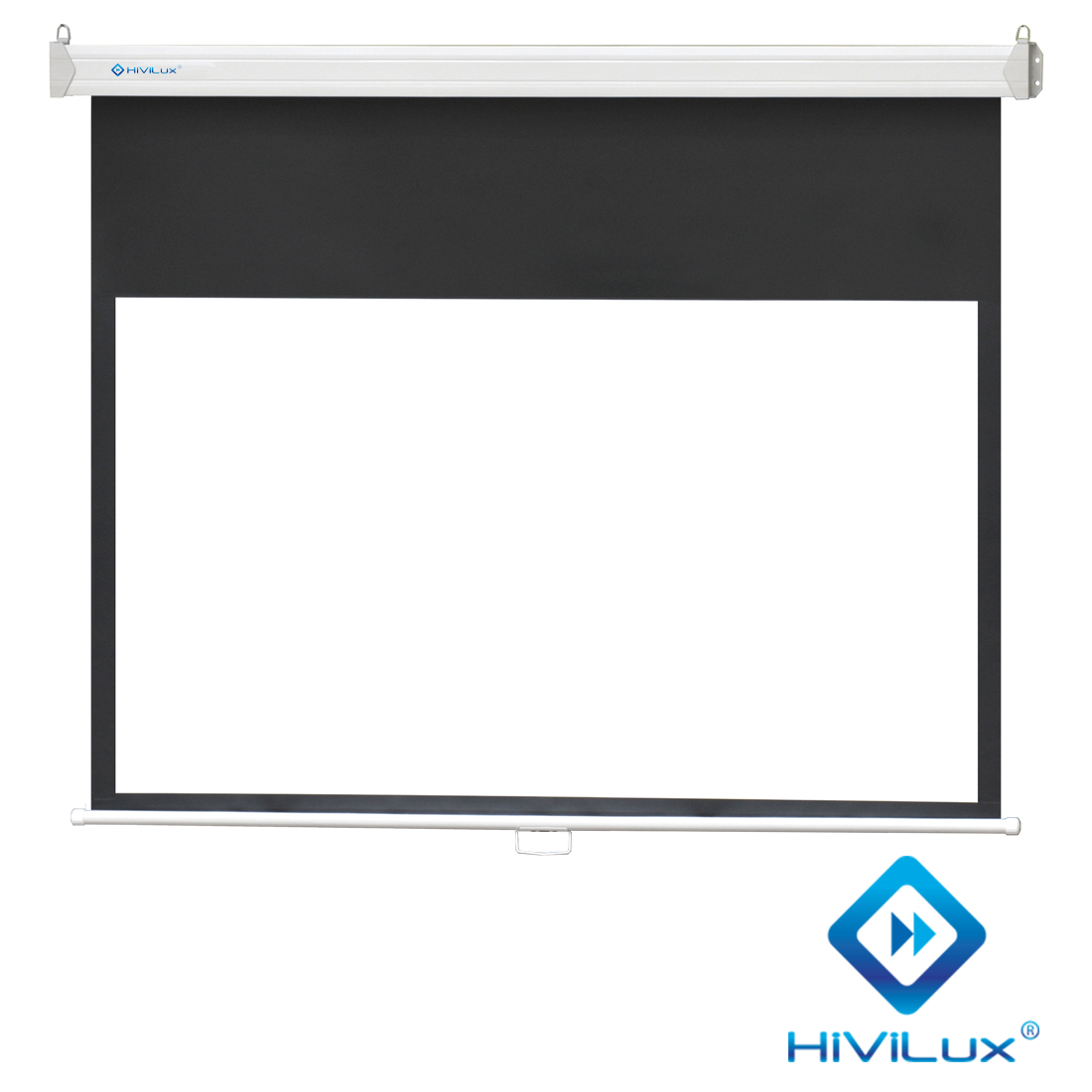 hivilux 16 9 rollo leinwand geh use wei vs serie hivilux gmbh. Black Bedroom Furniture Sets. Home Design Ideas